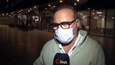 Enkazdan kurtarılan Buse'nin babası: 'Henüz kızımı göremedim'