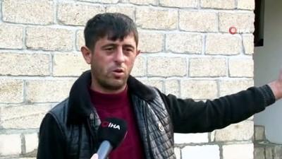 roketli saldiri -  - Ermenistan'ın saldırısında 7 yaşındaki kızını kaybeden babanın yürek burkan sözleri - Rövşen İskenderov: 'Evim yıkılsaydı da Aysu'ya bir şey olmasaydı'