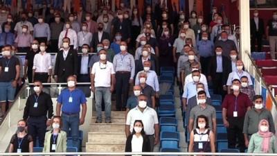 AK Parti'li Dağ, Merkez İlçe Kongresi'ne katıldı - ÇANAKKALE