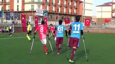 Ampute Milli Futbol Takımı'nın gözü dünya şampiyonluğunda - BİTLİS