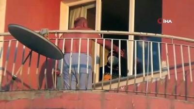 Hastanenin psikiyatri servisinden kaçan adam polise zor anlar yaşattı