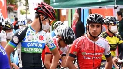 Türkiye Yol Bisikleti Şampiyonası sona erdi - GÜMÜŞHANE
