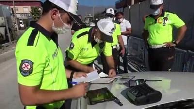 trafik cezasi -  Trafikte asker eğlencesi yapan gruba ceza