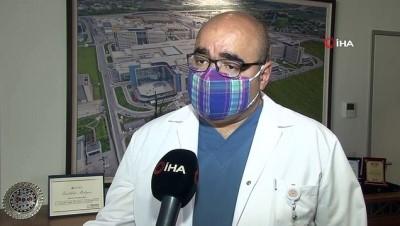 """Çin'den gelen Covid-19 aşısı için gönüllü olan Başhekim Surel: """"Bu bir insanlık vazifesi"""""""