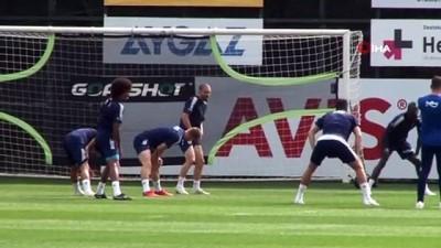 istanbulspor - Fenerbahçe, Göztepe maçının hazırlıklarına başladı