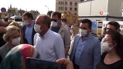 eski milletvekili -  Muharrem İnce Konya'da