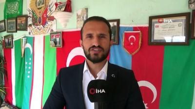 Siirt'ten Ermenistan'a uyarı, Azerbaycan'a tam destek
