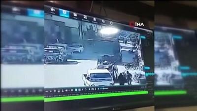 El Bab'daki bombalı saldırıya ait yeni görüntüler ortaya çıktı