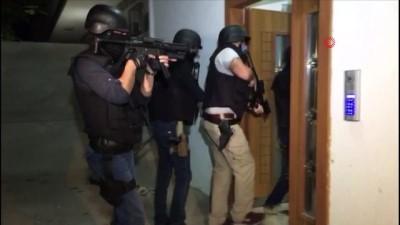 İstanbul Emniyetinden DEAŞ'a operasyon: 19 şüphelinin yakalanması için düğmeye basıldı