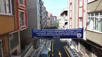 sagligi merkezi -  Kağıthane'nin ilk tematik caddesi açıldı