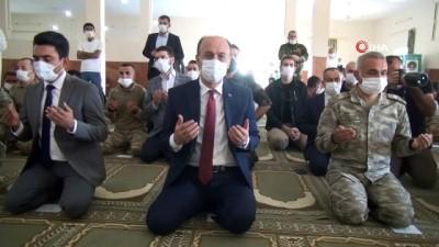 - Barış Pınarı Harekatının yıl dönümü - Şehitler için Telabyad'ta mevlid okutuldu - Yerel Meclis Binası açılışı gerçekleştirildi