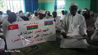 İDDEF'ten Azerbaycan'a destek