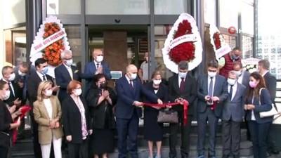 İstanbul Tıp Fakültesi ek hizmet binası açıldı