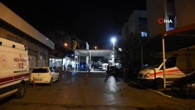 İzmir'de sahte içkiden zehirlenenlerden 1'i hayatını kaybetti...17 kişi tedavi altında
