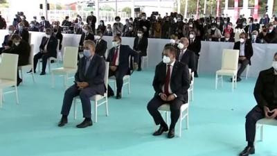 """Cumhurbaşkanı Erdoğan: """"Türkiye'nin en büyük demiryolu modernizasyonu yatırımı"""""""
