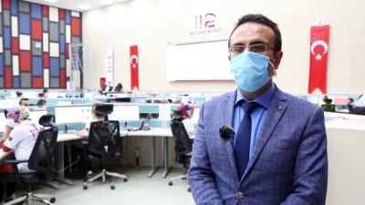 '112 Acil Çağrı Merkezi'nden 3 dilde hizmet - DİYARBAKIR