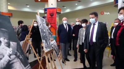 - Atakum Belediyesi 'Fotoğraflarla Atatürk' sergisine ev sahibi oldu