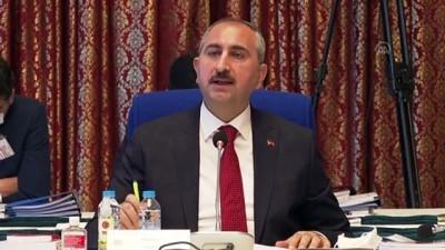 Bakan Gül: 'İzmir'de adalet hizmetlerinin aksamaması için önlemler alındı' - TBMM