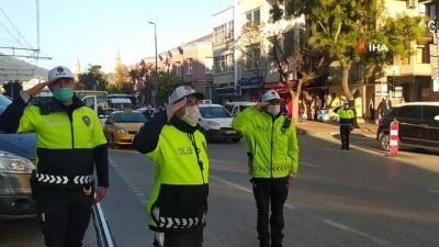 bolat -  Bursa'da hayat 09.05'te durdu