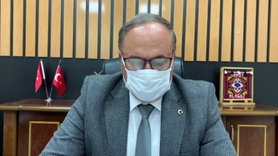 Dezenfektan ve temizlik malzemesi üreten meslek lisesi 1,2 milyon lira ciro sağladı - ADIYAMAN