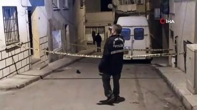 silahli kavga -  İzmir'de silahlı kavga: 1 yaralı