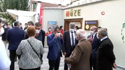 yabanci dil -  Türkiye'nin ilk ve tek 'tıp ve diş hekimliği müzesi' açıldı