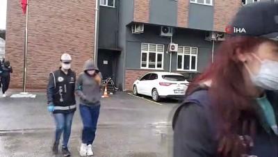Yabancı uyruklu kadınlara zorla fuhuş yaptırdılar: 16 gözaltı