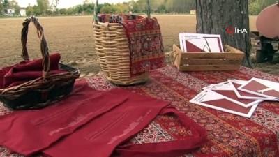 galler -  'Edirne Kırmızısı' toprakla buluştu