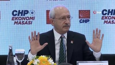 - Kılıçdaroğlu, CHP Ekonomi Masası'na katıldı