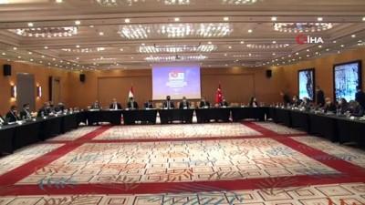 Medikal sanayi ve tıbbi cihazlar üzerine Türk - Macar ortaklığında geleceğe dönük yatırımlar konuşuldu