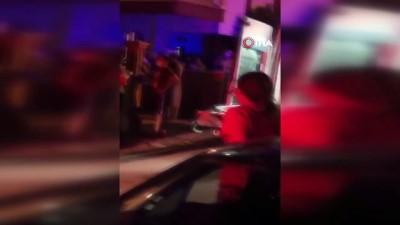 demir parmaklik -  Antalya'da 26 yaşındaki genç demir parmaklığın üzerine düştü