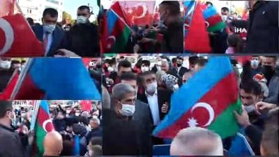Malatya'da Azerbaycan için zafer konseri düzenledi