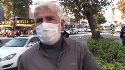 silahli kavga -  Ataşehir'de silahlı kavga: 2 yaralı