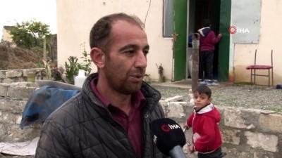 galler -  - Azerbaycan'da köylüler evlerine dönmenin sevincini yaşıyor - Yıllar önce Kelbecer'den Terter'e taşınan köylüler, kendi topraklarına kavuşacakları günü bekliyor