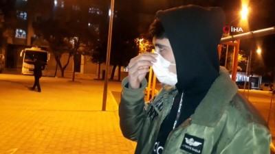 silahli kavga -  Husumetli iki grup arasında kavga : 2 yaralı