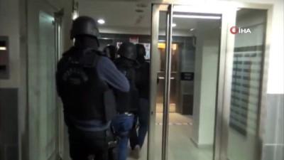 İstanbul'da DEAŞ'a operasyon: Örgütle bağlantılı yabancı uyruklu 19 şüpheli yakalandı