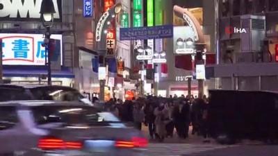 - Japonya'da günlük Covid-19 vaka sayıları 3 gün üst üste rekor kırdı - Salgında yeni zirve: bin 733 yeni vaka