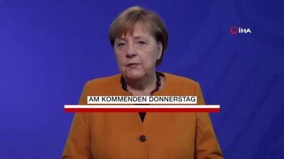 """basbakan -  - Merkel: 'Önümüzdeki kış hepimizden çok şey isteyecek"""""""