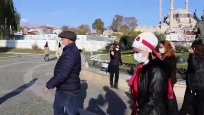 abba - Lübnan'ın İstanbul Başkonsolosu Kabbara ve ailesi Edirne'yi ziyaret etti