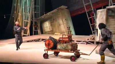 oyunculuk - ANKARA - Hüzün ve komediyi bir arada sunan Totlar oyunu DT sahnesinde