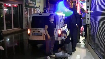 silahli kavga -  Bursa'da yabancı uyruklu vatandaşlar arasında silahlı kavga: 3 yaralı