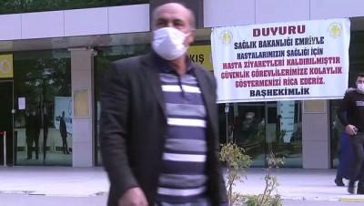 saglik calisani - DİYARBAKIR - Sağlık çalışanlarında koronavirüs belirtilerinin çalışmaya engel olmadığı iddiası