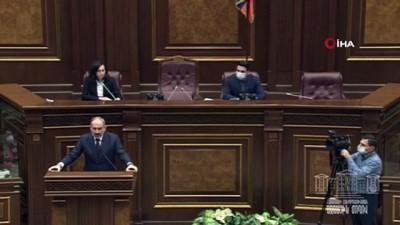 - Ermenistan Dışişleri Bakanı Mnatsakanyan istifa etti