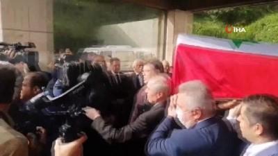 - Esad rejiminin Dışişleri Bakanı Muallim toprağa verildi