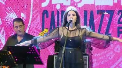 - Mısır'da Korona Önlemleri Altında 13. Kahire Caz Festivali
