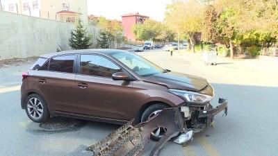 silahli kavga - ANKARA - Başkentte yunus ekibi kaza yaptı: 3 yaralı