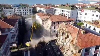 "deprem riski -  Başkan Akgün:""Kentsel dönüşüme engel İBB meclisi"""