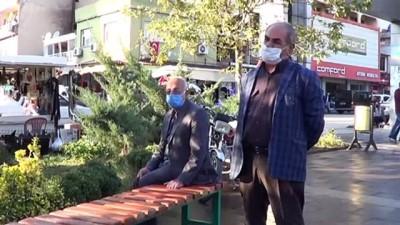 GAZİANTEP - İslahiye'de Kovid-19 tedbirleri denetlendi