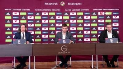 Marco Rossi: 'Türkiye çok güçlü bir kadroya sahip'