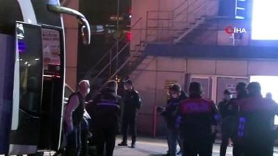 - Ümraniye'de canlı bomba olduğunu iddiası, yolcular o anları anlattı